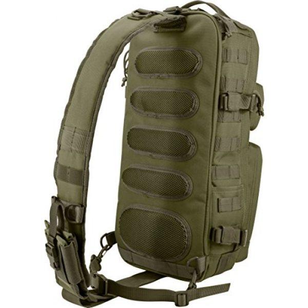 BARSKA Tactical Backpack 5 BARSKA Loaded Gear GX-300 Tactical Sling Backpack