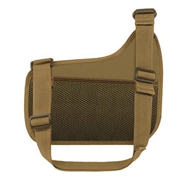 East West U.S.A Tactical Backpack 4 East West U.S.A RT518 Tactical Shoulder Sling Gun Range Holsters Cases Utility Bag