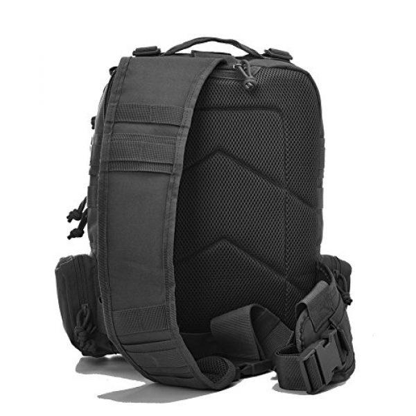 REEBOW GEAR Tactical Backpack 5 REEBOW Tactical Sling Bag Pack Military Sling Backpack Assault Range Bag