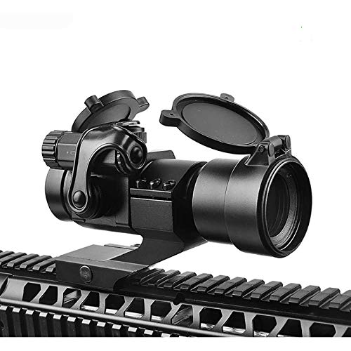 TTHU Rifle Scope 1 TTHU Rifle Scopes Red Dot Sights Telescope Gun Sight with Reflex Red Green Dot Scope for Outdoor Tactical Rifle Hunting