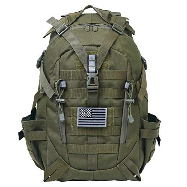 Pickag Tactical Backpack 1 Pickag Tactical Backpack Military Molle Bag Hiking Daypacks for Camping Trekking Hunting Traveling Motorcycle