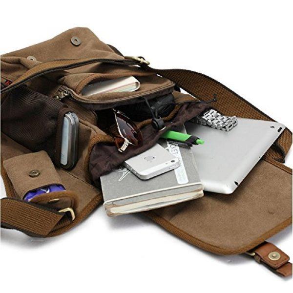 INNTURT Tactical Backpack 2 INNTURT Tactical Oxford Sling Chest Bag Molle Messenger Assault Shoulder Bag Backpack