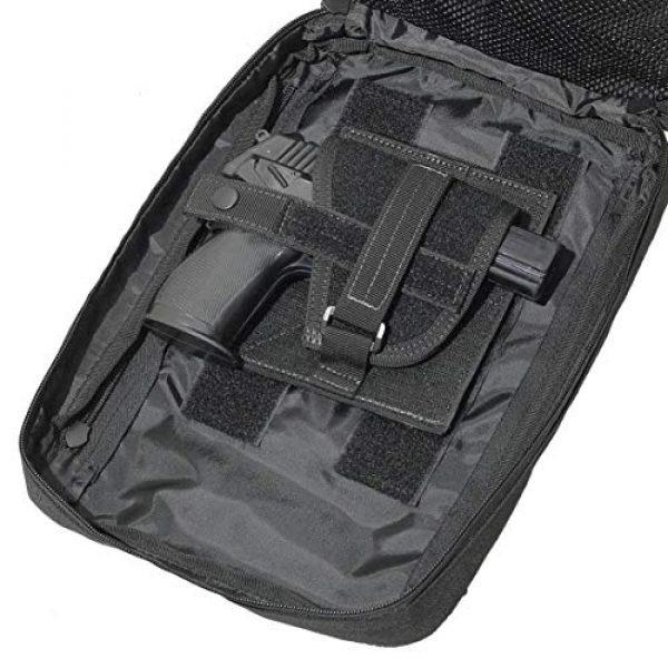 BOW-TAC Tactical Backpack 6 Tactical Sling Bag Pack Small Military Sling Backpack Assault Range Bag