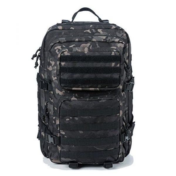 REEBOW GEAR Tactical Backpack 4 REEBOW GEAR Military Tactical Backpack 3 Day Assault Pack Army Molle Bag Backpacks Rucksack