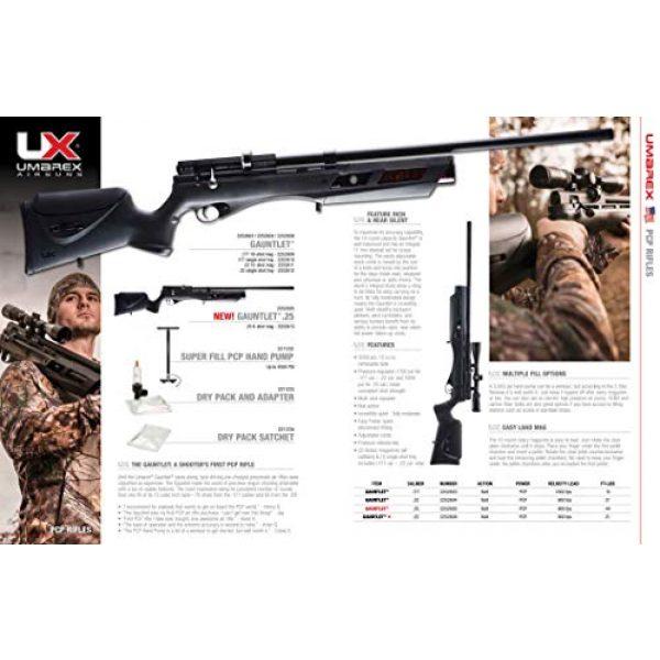 Umarex Air Rifle 6 Umarex Gauntlet PCP Pellet Gun Air Rifle