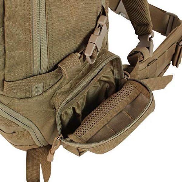 Condor Tactical Backpack 4 Condor Elite Tactical Titan Assualt Pack 111073-027 Slate