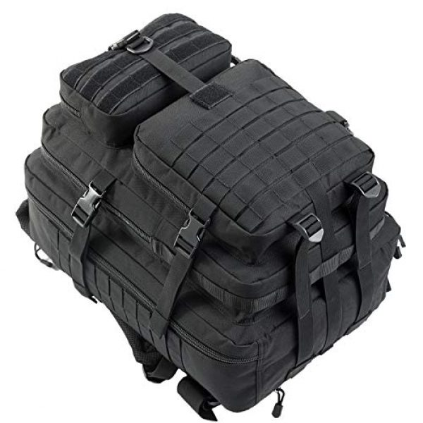GZ XINXING Tactical Backpack 4 GZ XINXING 45L Large Military Tactical Backpack Army 3 Day Assault Pack Molle Bag Backpacks