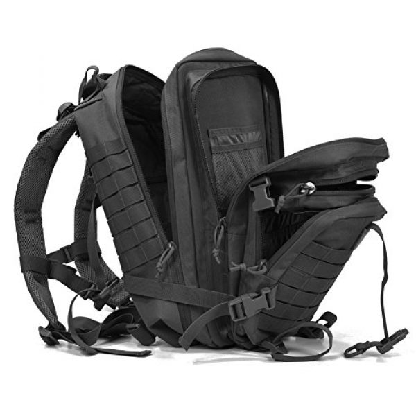 REEBOW GEAR Tactical Backpack 4 Military Tactical Backpack Small 3 Day Assault Pack Army Molle Bag Rucksack