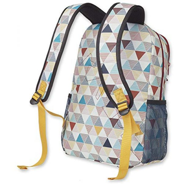 KAVU Tactical Backpack 3 KAVU Packwood Backpack with Padded Laptop and Tablet Sleeve