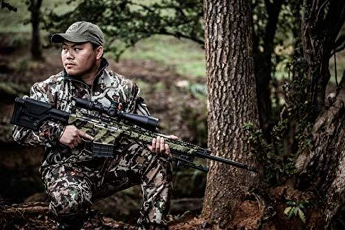 NightForce Rifle Scope 5 Nightforce Optics 5-25x56 ATACR Series Riflescope, Matte Black with DigIllum Illuminated SFP MOAR-T Reticle, 34mm Tube Diameter, .250 MOA, Side Parallax Adjust