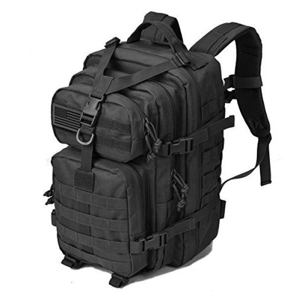 REEBOW GEAR Tactical Backpack 2 REEBOW GEAR Military Tactical Backpack 3 Day Assault Pack Army Molle Bag Backpacks Rucksack 35L