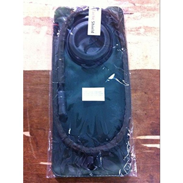 Tactic Shield Tactical Backpack 2 Tactic Shield 2.5 L Hydration Bladder for Backpacks & Carriers. Camel Back with Drinking Tube