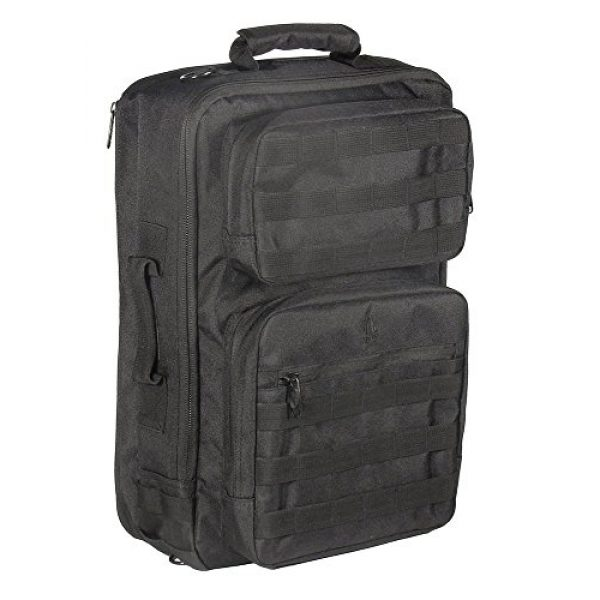 UTG Tactical Backpack 1 UTG All Environment Molle 3-Day Rapid Deployment Pack