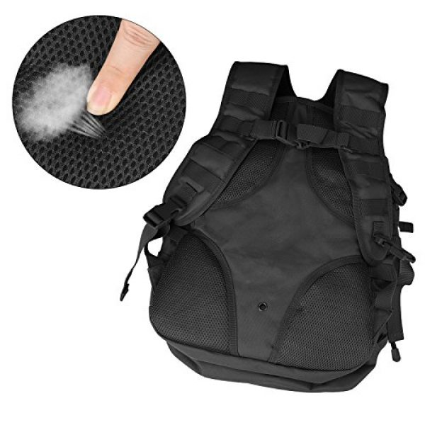 G4Free Tactical Backpack 7 G4Free Tactical Molly Army Backpack Assault Rucksack Bug Out Bag 40L