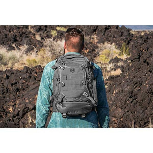 Cannae Pro Gear Tactical Backpack 7 Cannae Pro Gear Phalanx Full Size Duty Pack With Helmet Carry Backpack Molle Webbing