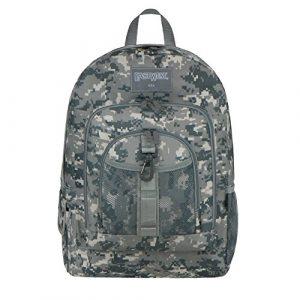 East West U.S.A Tactical Backpack 1 East West U.S.A BC104 Digital Camouflage Military Sports Backpack