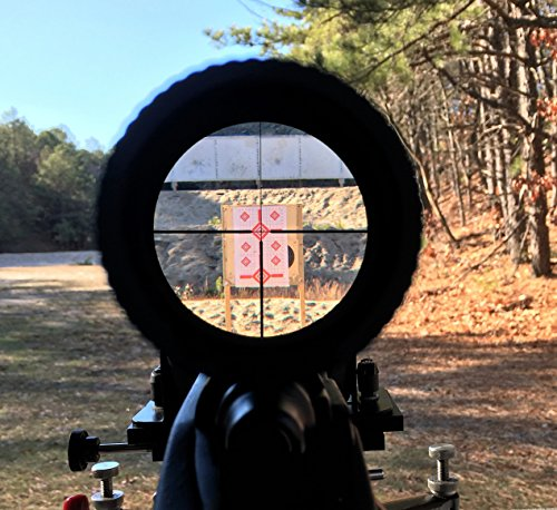 Tract Rifle Scope 6 Tract Toric 3-15x42 Riflescope w/T-Plex Reticle - The Ultimate in Long Range Hunting Optics