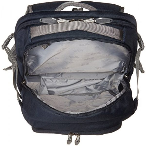 Jack Wolfskin Tactical Backpack 4 Jack Wolfskin Jack. Pot De Luxe Rucksack, Night Blue, 32 L
