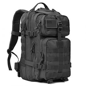 REEBOW GEAR Tactical Backpack 1 REEBOW GEAR Military Tactical Backpack 3 Day Assault Pack Army Molle Bag Backpacks Rucksack 35L