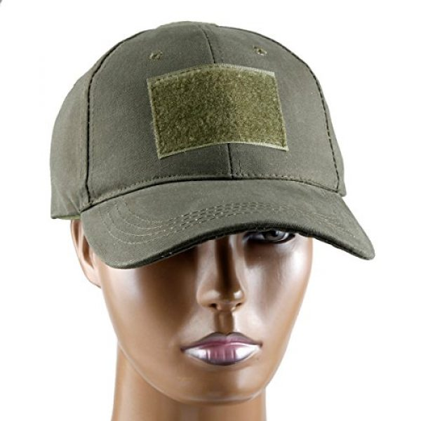 moonsix Tactical Hat 2 moonsix Tactical Caps for Men,Military Style Camouflage Operator Hats Hunting Army Hat Baseball Cap