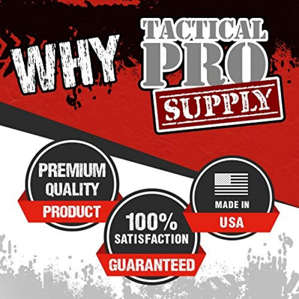 Tactical Pro Supply Tactical Backpack 6 Tactical Pro Supply Kevlar Ranger Back Pack (Black)