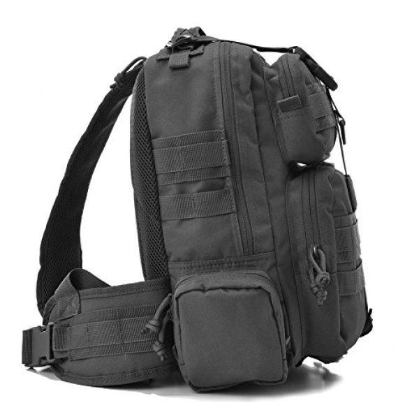 REEBOW GEAR Tactical Backpack 7 REEBOW Tactical Sling Bag Pack Military Sling Backpack Assault Range Bag