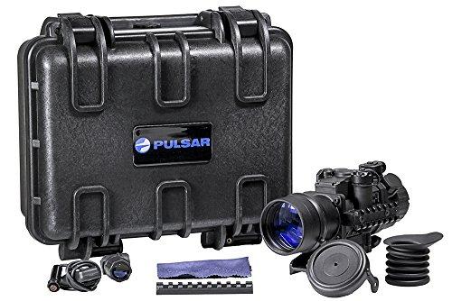 Pulsar Rifle Scope 6 Pulsar Phantom Gen 3 Select 3x50 Night Vision Riflescope with Quick Detach Mount