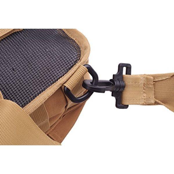 CISNO Tactical Backpack 5 CISNO Outdoor Rucksack Tactical Molle Messenger Assault Sling Shoulder Bag Backpack Pack