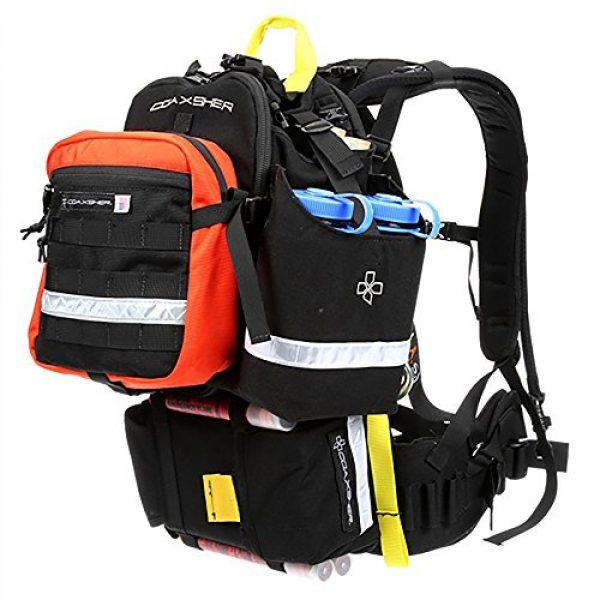 COAXSHER Tactical Backpack 2 Coaxsher FS-1 Ranger Wildland Firefighter Backpack