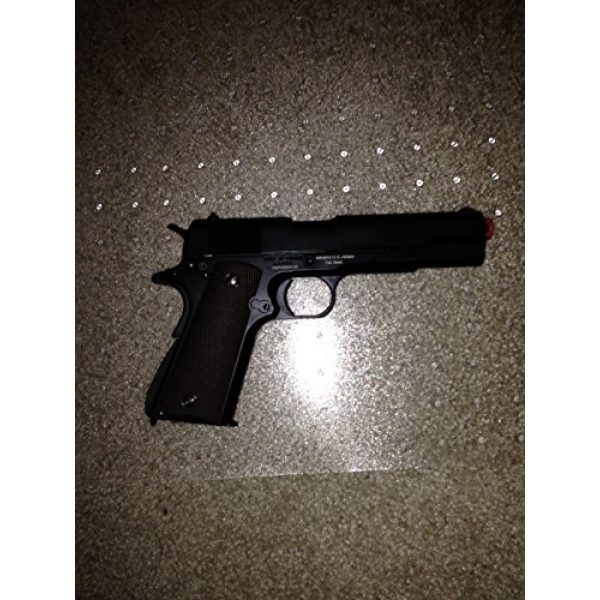 Prima USA Airsoft Pistol 3 KJW model-609191 tokyo marui m1911 co2 blowback full metal bcgbb-609-co(Airsoft Gun)