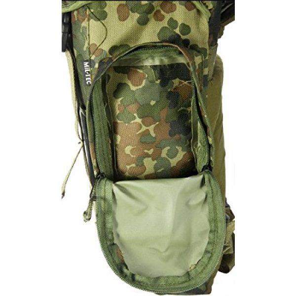 Mil-Tec Tactical Backpack 4 Mil-Tec Rucksack 35L Flecktar Camo Backpack