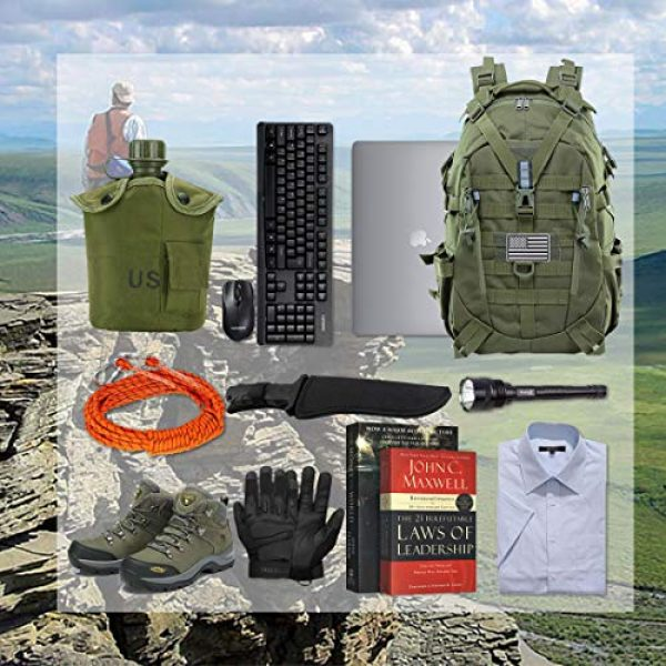 Pickag Tactical Backpack 2 Pickag Tactical Backpack Military Molle Bag Hiking Daypacks for Camping Trekking Hunting Traveling Motorcycle