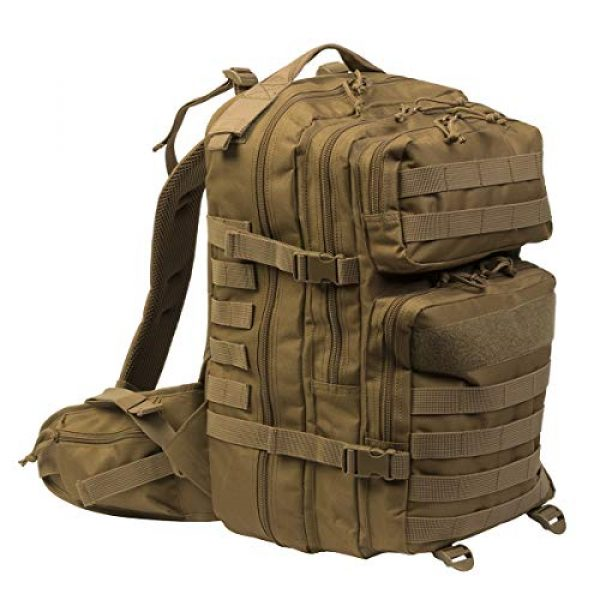 DEPARTED Tactical Backpack 1 DEPARTED Military Tactical Backpack, Assault Backpack, Hiking Bag, Army Molle
