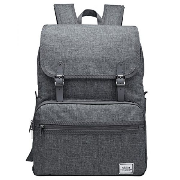 ULAK Tactical Backpack 7 ULAK Mini Backpack Lightweight Rucksack Slim Anti Theft Computer Bag