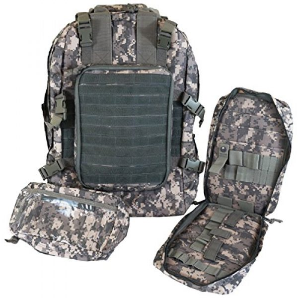 Explorer Tactical Backpack 1 Explorer Every Day Carry Tactical Medic First Responder Backpack with Multiple Pockets