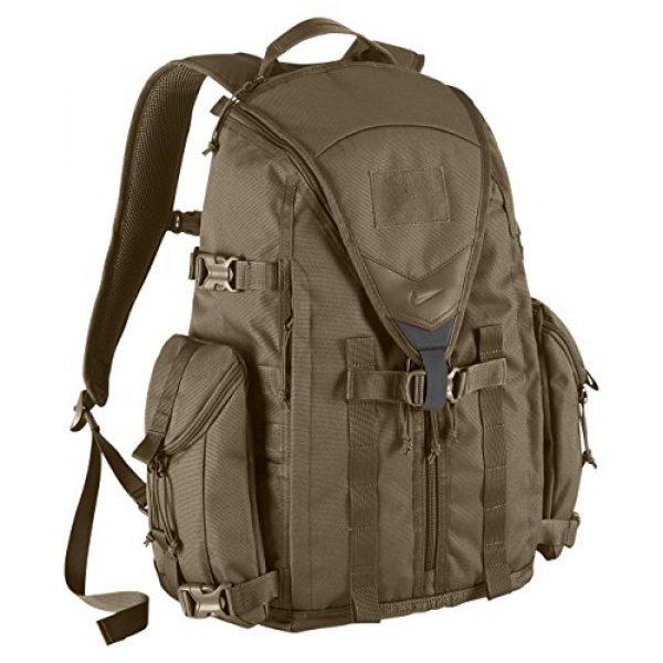 Nike Tactical Backpack 1 Nike SFS Responder Backpack Military Brown/Military Brown/Military Brown Backpack Bags