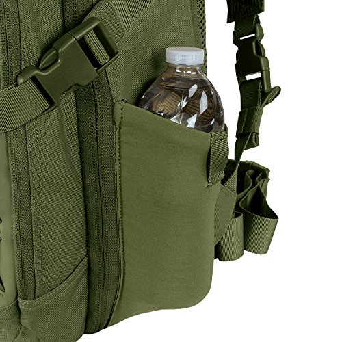 Condor Tactical Backpack 3 Condor Tactical Rover Backpack with Laser Cut Molle