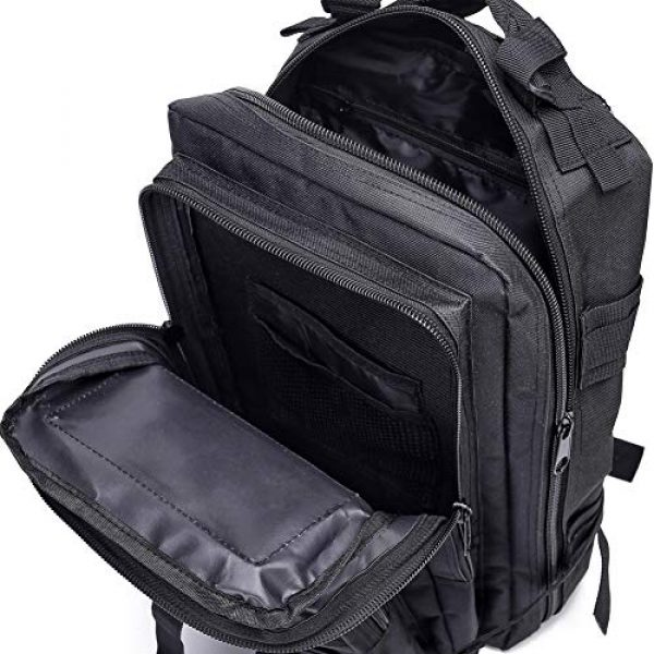 SZYT Tactical Backpack 4 SZYT Military Tactical Backpack Daypack Bag for Hiking Camping Outdoor Sport