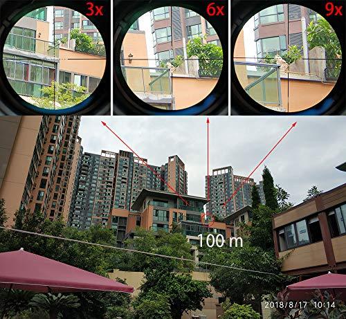 SECOZOOM Rifle Scope 3 SECOZOOM Rifle Scope Tactical Military 3-9 x 40mm / 3-9 x 42mm World's Best Optical Riflescope for Hunting