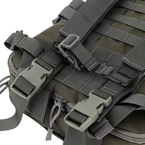 OAREA Tactical Backpack 7 Outdoor Tactical Backpack Military Molle Bag 1000D Genuine Cloth Sport Camping Bag For Travel Hunting Hiking