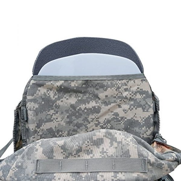 Ammo Can Man Tactical Backpack 2 Ammo Can Man Stiffener Board and Foam Pad for ACU 3 Day Assault Pack