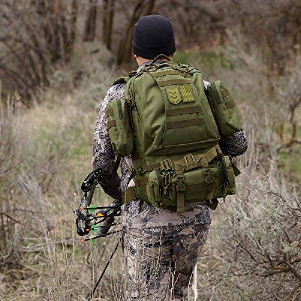 3V Gear Tactical Backpack 2 3V Gear Paratus 3-Day Operator's Tactical Backpack
