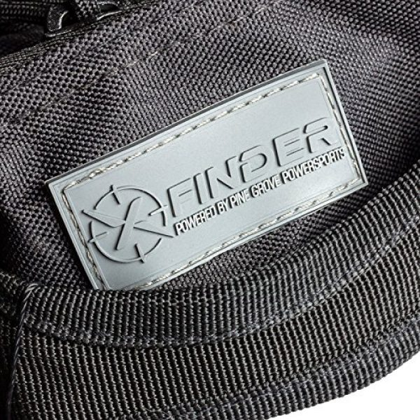 XFINDER POWERED BY PINE GROVE POWERSPORTS Tactical Backpack 3 XFinder Military Tactical Backpack/Sling Bag Molle Bug Out Bag Combat Pack Comfortable Backpack