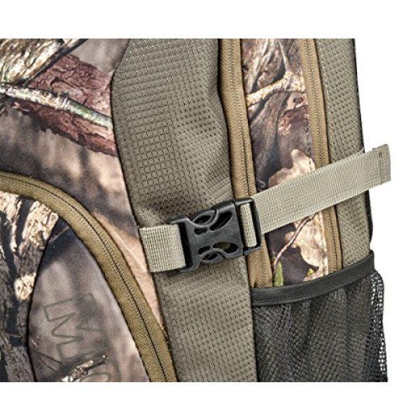 Mossy Oak Tactical Backpack 4 Mossy Oak Sunscald Day Pack, Mossy Oak Break-Up Country
