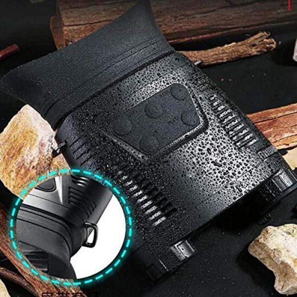 JIAJIAFU Rifle Scope 4 Night Vision Binoculars Large-Screen High-Definition Digital Video Camera Black and White Night Vision Dual-Hunting Patrol Security Outdoors JIAJIAFUDR