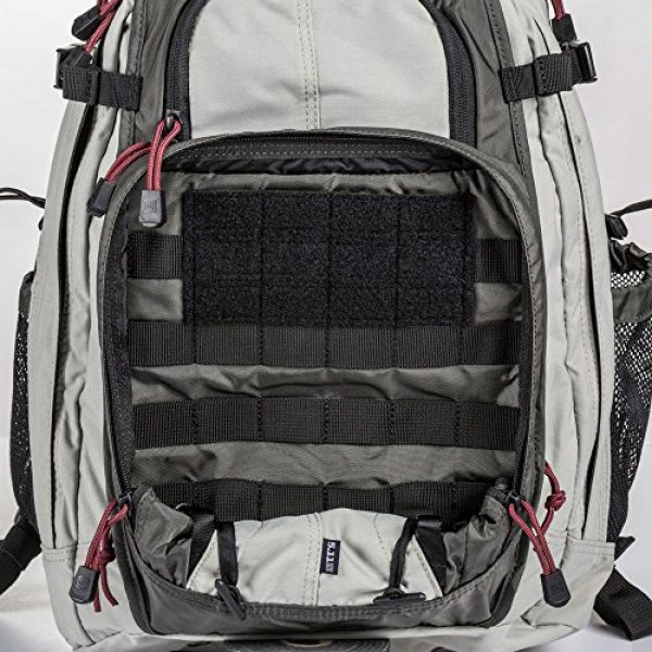 5.11 Tactical Backpack 4 5.11 COVRT18 Tactical Covert Military Backpack, Large Assault Rucksack Pack, Style 56961