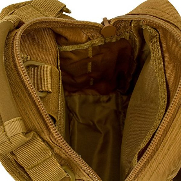 Seibertron Tactical Backpack 5 Seibertron Tactical Outlaw Sling Pack Molle Multifunctional Day Bag