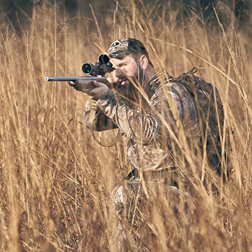 Simmons Rifle Scope 6 Simmons 3-9x32mm .22 Waterproof Fogproof Matte Black Riflescope (511039)