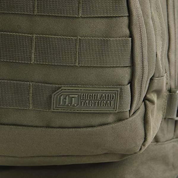 HIGHLAND TACTICAL Tactical Backpack 3 HIGHLAND TACTICAL Major