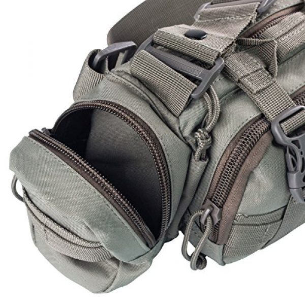 3V Gear Tactical Backpack 5 3V Gear MOLLE Rapid Deployment Pack